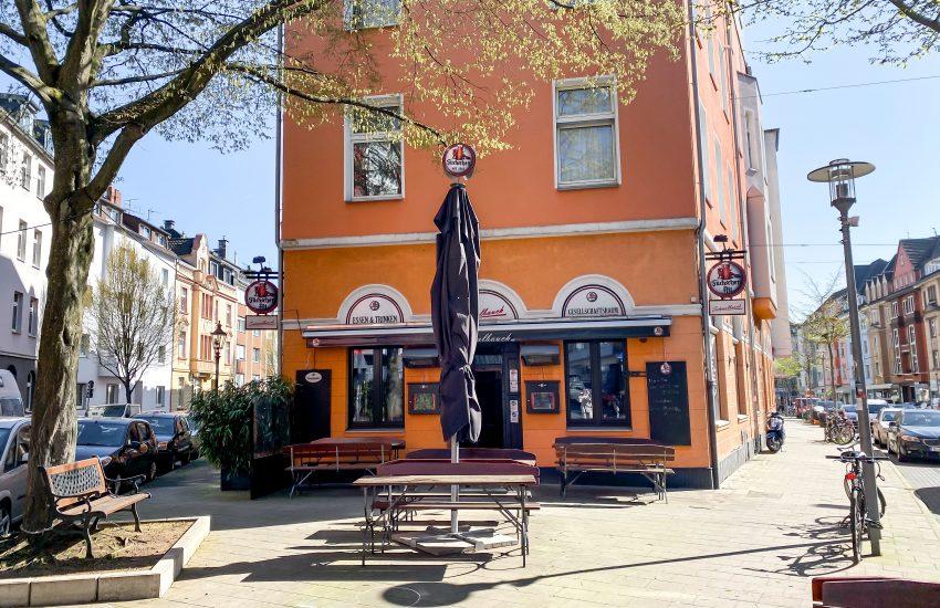 Schmalbauch | Hotspots in Düsseldorf: Die Birkenstraße in Flingern | Mr. Düsseldorf