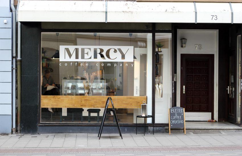 MERCY coffee company   Hotspots in Düsseldorf: Die Birkenstraße in Flingern   Mr. Düsseldorf