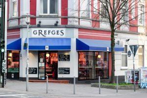 GREFGES Metzgerei & Feinkost seit 1911 | Hotspots in Düsseldorf: Die Birkenstraße in Flingern | Mr. Düsseldorf