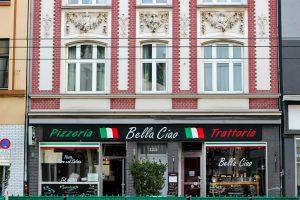 Bella Ciao Pizzeria & Trattoria | Hotspots in Düsseldorf: Die Birkenstraße in Flingern | Mr. Düsseldorf
