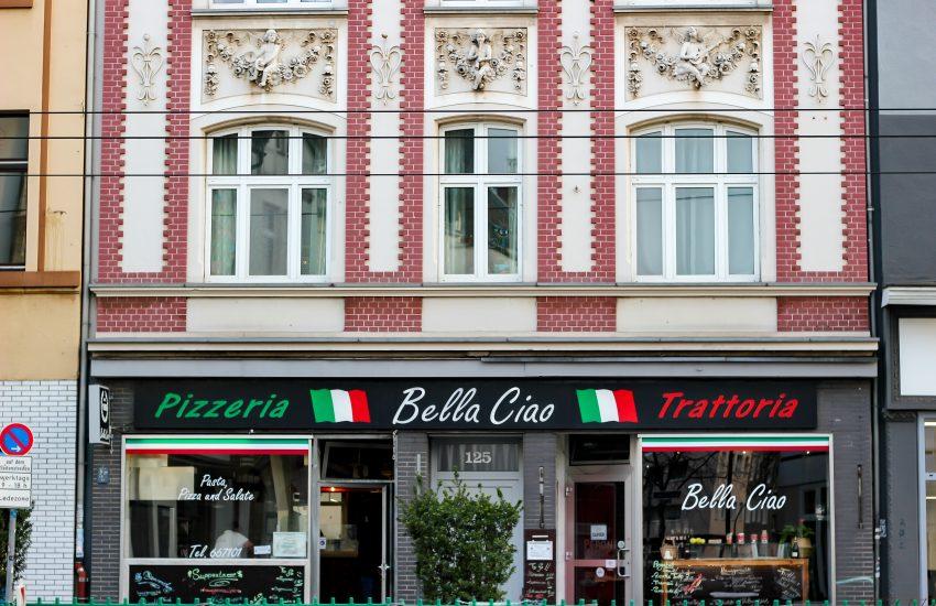 Bella Ciao Pizzeria & Trattoria   Hotspots in Düsseldorf: Die Birkenstraße in Flingern   Mr. Düsseldorf