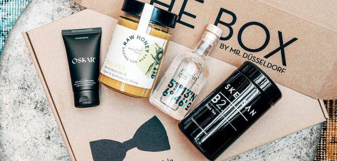 THE BOX by Mr. Düsseldorf als Mitarbeitergeschenk oder Kundengeschenk | Foto: Ho-Wing Siu