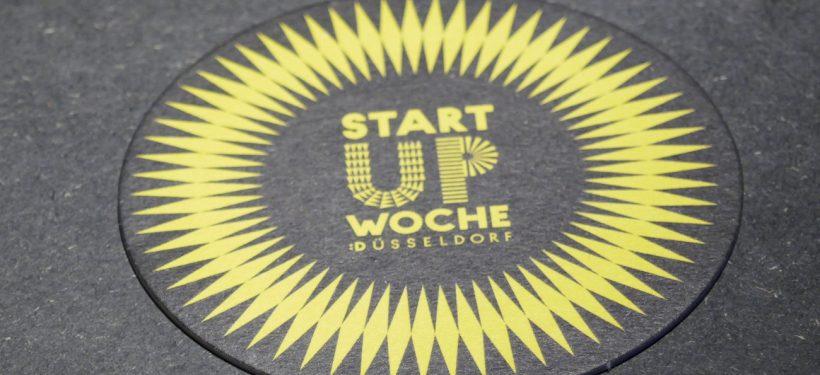 Logo | Startup-Woche Düsseldorf | Magazin | Mr. Düsseldorf | Foto: Wirtschaftsförderung Düsseldorf