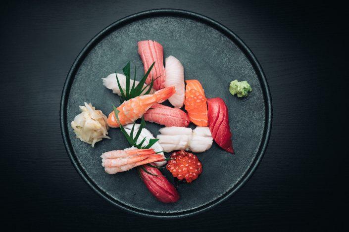 Sushi Variation | Das Shabu | Magazin | Mr. Düsseldorf | Foto: Ho Wing