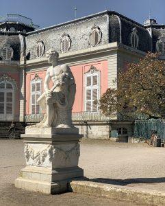 Schloss Benrath | Mr. Düsseldorf & Foto Koch starten die Düsseldorfer Foto-Challenge | Foto: Alexandra Simankova