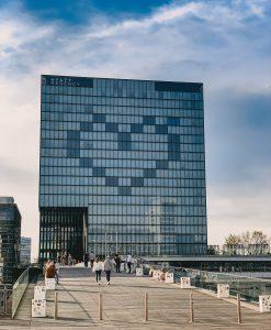 Hyatt Medienhafen | Mr. Düsseldorf & Foto Koch starten die Düsseldorfer Foto-Challenge | Foto: Alexandra Simankova