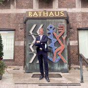 Kaffeekränzchen im Rathaus mit Bäcker- und Bürgermeister Josef Hinkel | rheingeredet | Podcast | Mr. Düsseldorf