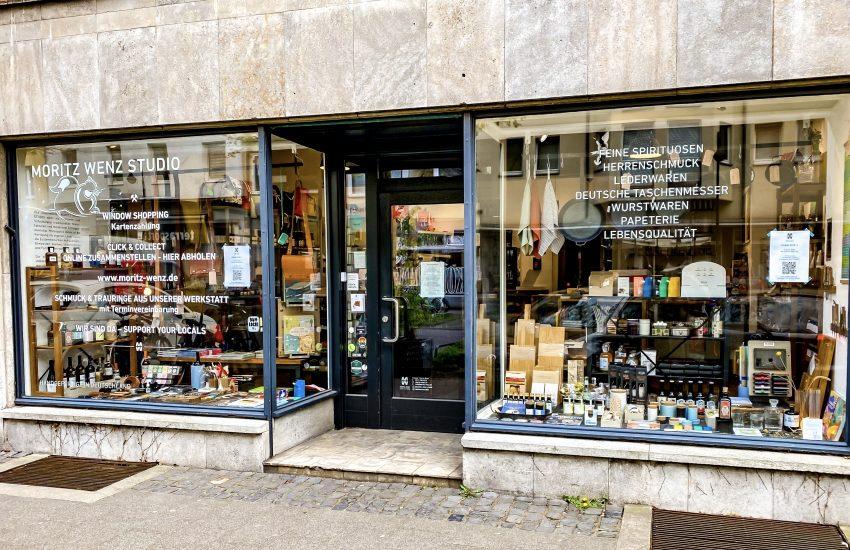 Moritz Wenz Store & Studio | Düsseldorf Flingern: Hotspots auf der Ackerstraße (Teil 1) |Mr. Düsseldorf |Topliste |Foto: Alexandra Simankova