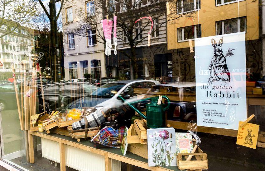 the golden Rabbit | Düsseldorf Flingern: Hotspots auf der Ackerstraße (Teil 1) |Mr. Düsseldorf |Topliste |Foto: Alexandra Simankova