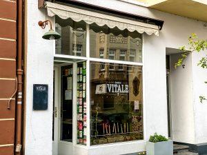 Cucina VITALE | Düsseldorf Flingern: Hotspots auf der Ackerstraße (Teil 2) | Mr. Düsseldorf | Topliste | Foto: Alexandra Simankova