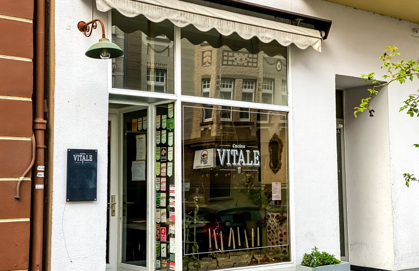 Cucina VITALE   Düsseldorf Flingern: Hotspots auf der Ackerstraße (Teil 2)   Mr. Düsseldorf   Topliste   Foto: Alexandra Simankova