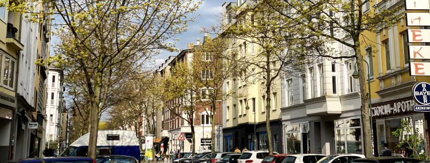 Düsseldorf Flingern: Hotspots auf der Ackerstraße (Teil 1) |Mr. Düsseldorf |Topliste |Foto: Alexandra Simankova
