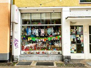 Iris Hesse, Klein aber fein | Düsseldorf Flingern: Hotspots auf der Ackerstraße (Teil 1) |Mr. Düsseldorf |Topliste |Foto: Alexandra Simankova