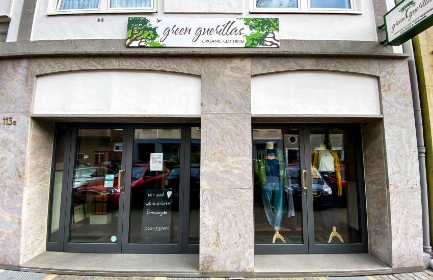 green guerillas | Düsseldorf Flingern: Hotspots auf der Ackerstraße (Teil 1) |Mr. Düsseldorf |Topliste |Foto: Alexandra Simankova