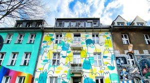 Kiefernstraße | Mr. Düsseldorf & Foto Koch starten die Düsseldorfer Foto-Challenge | Foto: Alexandra Simankova
