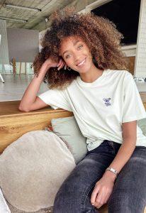 Großstadtsafari: Mintgrünes Shirt mit Koala | superbirdy x Mr. Düsseldorf