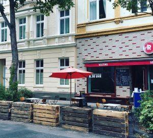 Café Rekord | Düsseldorf Flingern: Hotspots auf der Ackerstraße (Teil 2) | Mr. Düsseldorf | Topliste | Foto: Café Rekord