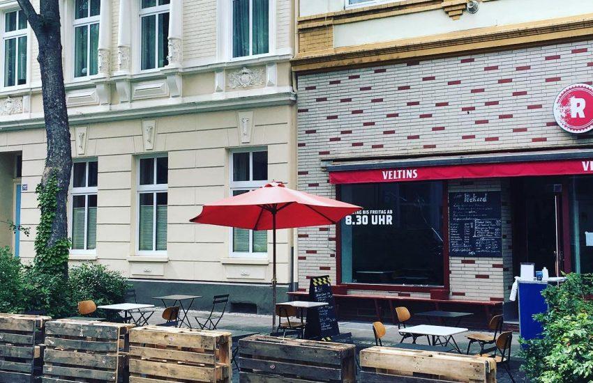 Café Rekord   Düsseldorf Flingern: Hotspots auf der Ackerstraße (Teil 2)   Mr. Düsseldorf   Topliste   Foto: Café Rekord