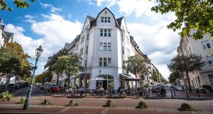 Greger Café |Die Top 10 süßen Terrassen in Düsseldorf | Mr. Düsseldorf |Topliste |Foto: Greger Café