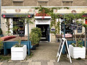 Cafe Beethoven   Düsseldorf Flingern: Hotspots auf der Ackerstraße (Teil 1)  Mr. Düsseldorf  Topliste  Foto: Alexandra Simankova