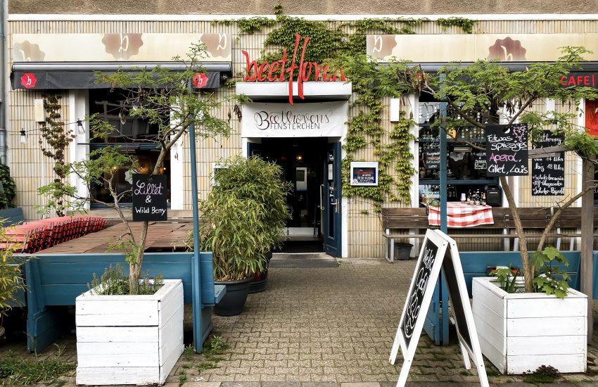 Cafe Beethoven | Düsseldorf Flingern: Hotspots auf der Ackerstraße (Teil 1) |Mr. Düsseldorf |Topliste |Foto: Alexandra Simankova