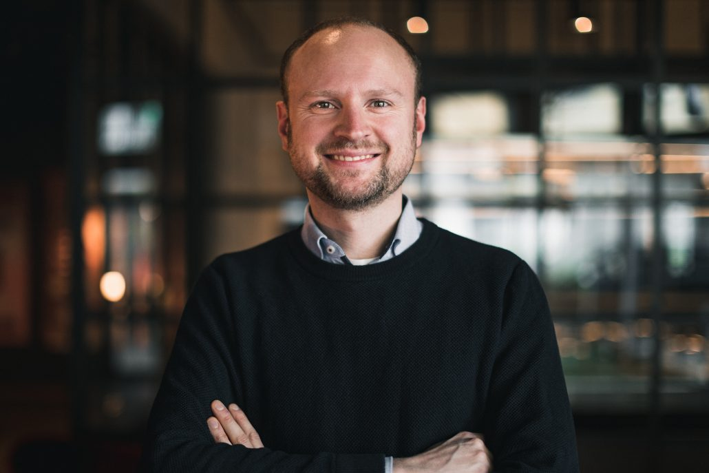Geschäftsführer Konstantin Olbrecht | Ruby Luna | Lieblingsladen | Mr. Düsseldorf