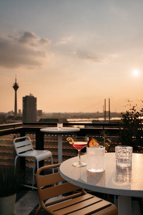 Observatory Bar |Ruby Luna Hotel |Mr. Düsseldorf