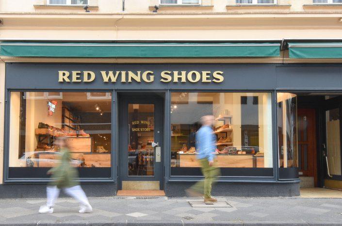 Store in Düsseldorf   Red Wing Shoes   Lieblingsläden   Mr. Düsseldorf