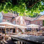liebevoll! in der Auermühle |Die Top 15 Dinner Terrassen in Düsseldorf | Mr. Düsseldorf |Topliste |Foto: liebevoll! in der Auermühle