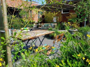 Chez Claude |Die Top 15 Dinner Terrassen in Düsseldorf | Mr. Düsseldorf |Topliste |Foto: Chez Claude