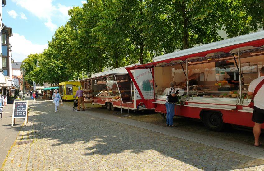 Wochenmarkt am Neusser Tor | Die Top 15 Spots in Gerresheim | Magazin | Mr. Düsseldorf | Foto: Mr. Düsseldorf
