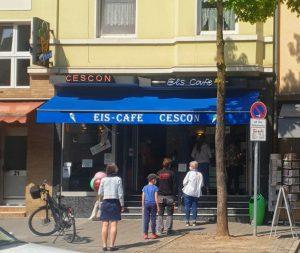 Eiscafé Cescon   Die Top 15 Spots in Gerresheim   Magazin   Mr. Düsseldorf   Foto: Mr. Düsseldorf