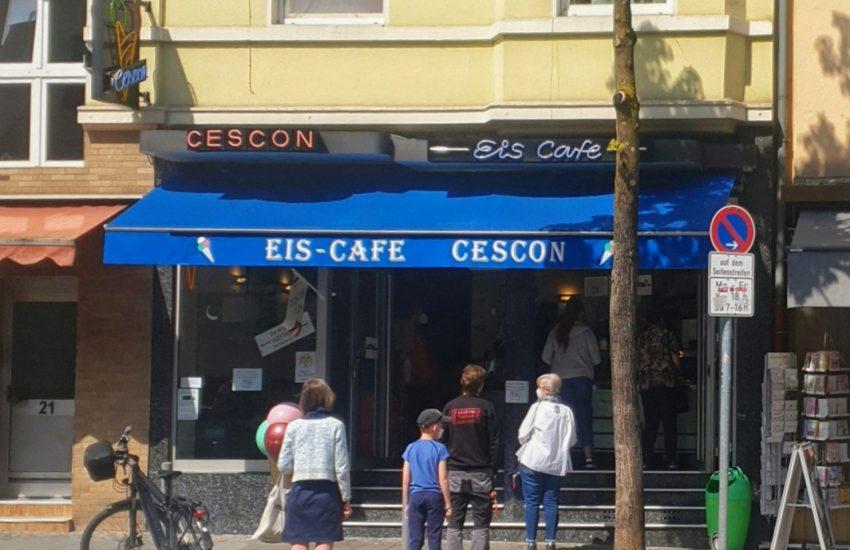 Eiscafé Cescon | Die Top 15 Spots in Gerresheim | Magazin | Mr. Düsseldorf | Foto: Mr. Düsseldorf