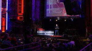 TEDx Konferenz | Mr. Düsseldorf |Düsseldates |Foto: TEDx Koenigsallee