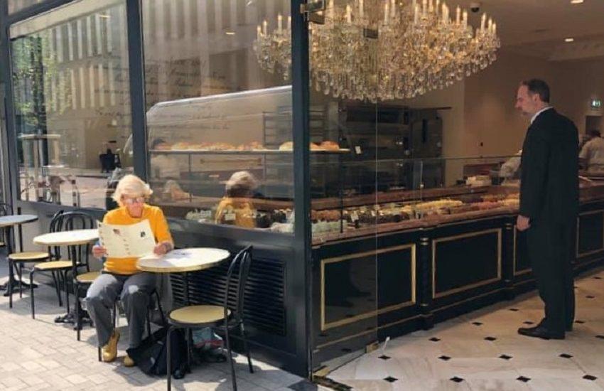 Aux Merveilleux de Fred | Top 10 Terrassen in der Altstadt | Magazin | Mr. Düsseldorf | Foto: Aux Merveilleux de Fred