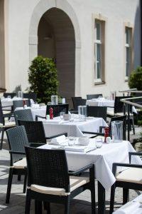 Brasserie Stadthaus |Die Top 15 Dinner Terrassen in Düsseldorf | Mr. Düsseldorf |Topliste |Foto: Brasserie Stadthaus
