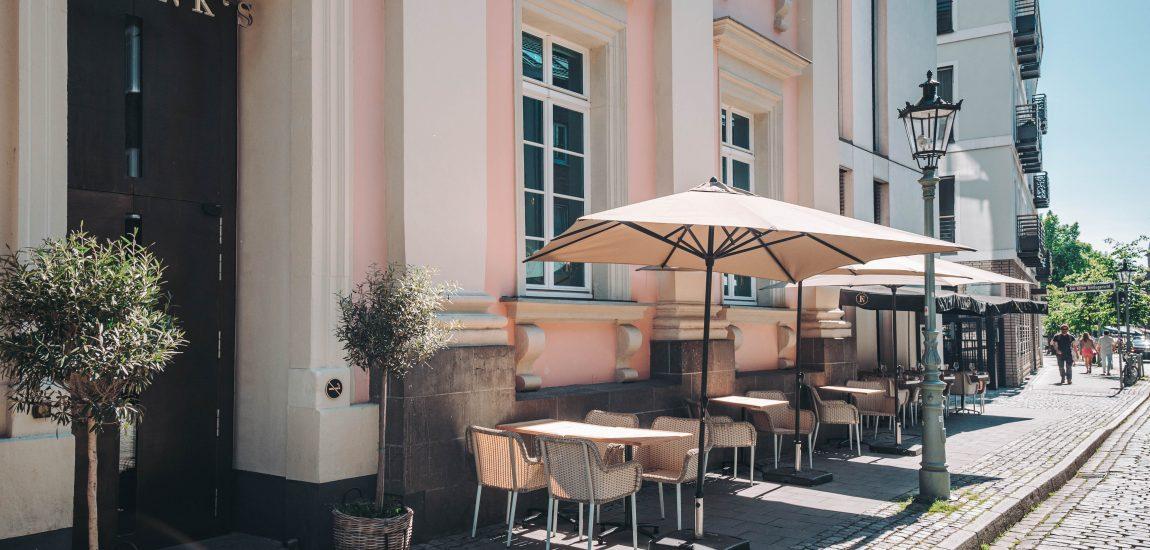 FRANK'S | Top 10 Terrassen in der Altstadt | Magazin | Mr. Düsseldorf | Foto: FRANK'S