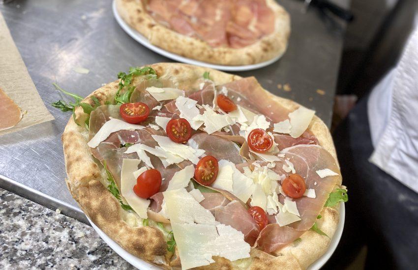 Casa Luigi |Die besten Pizzerien in Düsseldorf |Mr. Düsseldorf |Foto: Mr. Düsseldorf