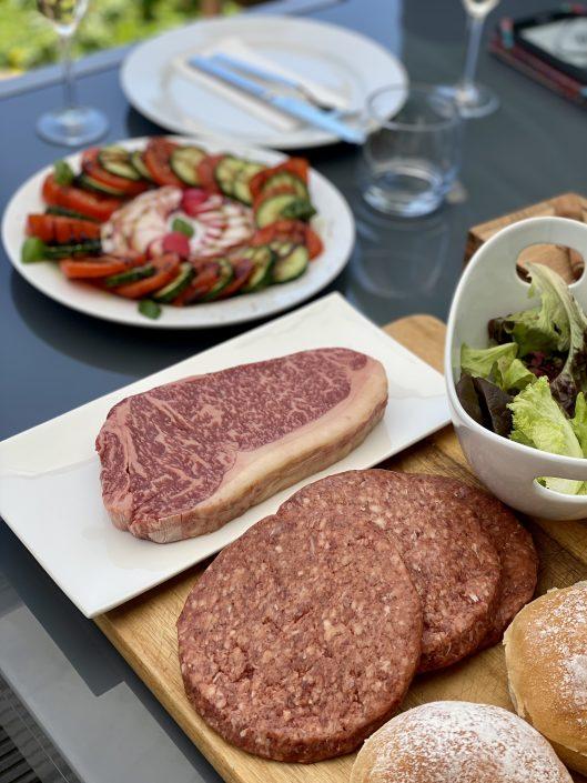 Burger & Rumpsteak | Wagyu Sauerland Podcast |rheingeredet |Mr. Düsseldorf