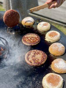 Burger auf dem Grill   Wagyu Sauerland Podcast  rheingeredet  Mr. Düsseldorf