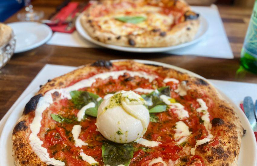 Piazza Saitta |Die besten Pizzerien in Düsseldorf |Mr. Düsseldorf |Foto: Piazza Saitta
