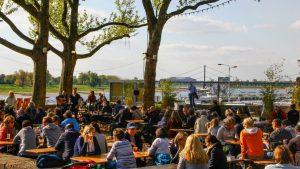 Three Little Birds   Heimaturlaub – Top 10 Sonnenplätze in Düsseldorf   Topliste   Foto: Rheinblick 33
