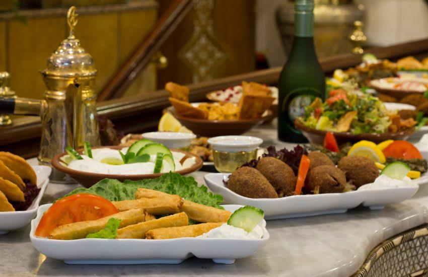 Libanon Restaurant | Top 10 Terrassen in der Altstadt | Magazin | Mr. Düsseldorf | Foto: Libanon Restaurant