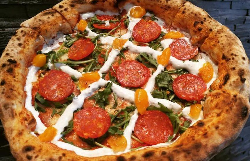 Nu poc' e' napole |Die besten Pizzerien in Düsseldorf |Mr. Düsseldorf |Foto: Nu poc' e' napole