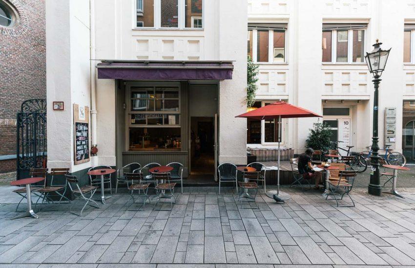 Rösterei Vier | Top 10 Terrassen in der Altstadt | Magazin | Mr. Düsseldorf | Foto: Rösterei Vier