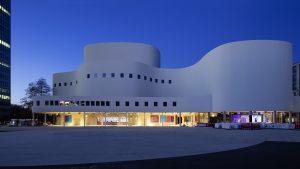 Schauspielhaus | Mr. Düsseldorf |Düsseldates |Foto: ingenhoven architects / HGEsch