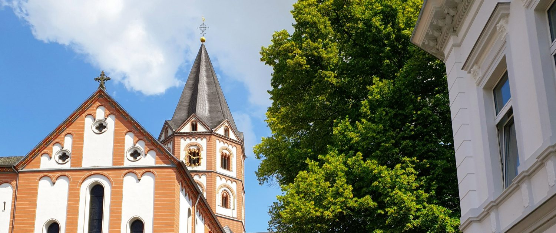 Basilika St. Margareta | Die Top 15 Spots in Gerresheim | Magazin | Mr. Düsseldorf | Foto: Mr. Düsseldorf