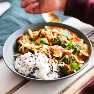 Butter Chicken Curry | taste&soul liefert besten Geschmack in Düsseldorf | Magazin | Mr. Düsseldorf | Foto: taste&soul