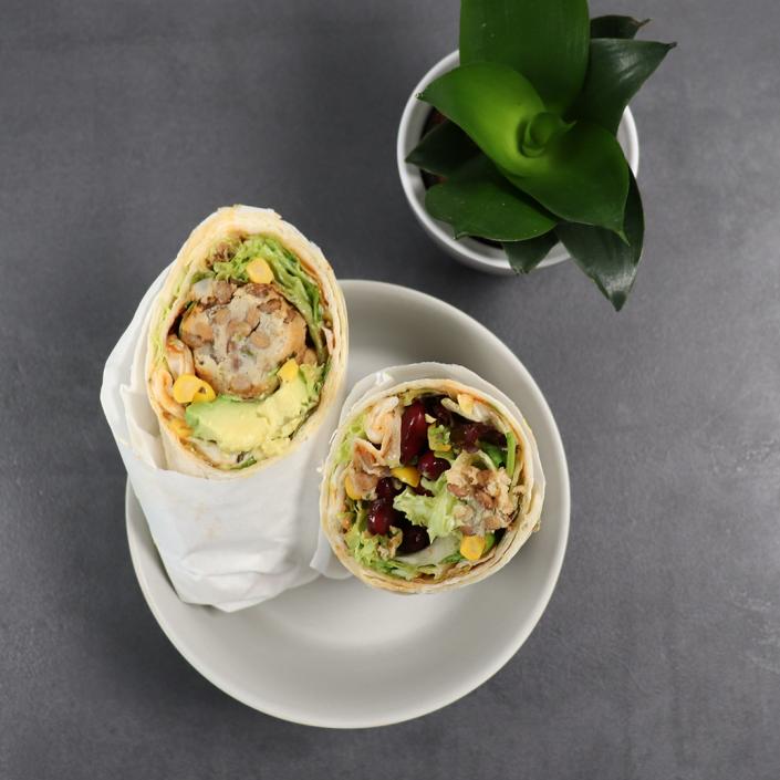 Avocado Wrap | taste&soul liefert besten Geschmack in Düsseldorf | Magazin | Mr. Düsseldorf | Foto: taste&soul
