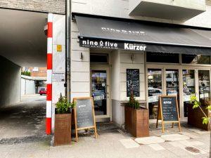 nineofive |Die Top 15 Dinner Terrassen in Düsseldorf | Mr. Düsseldorf |Topliste |Foto: Alexa Simankova